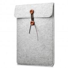 简约毛毡会议文件袋 保单收纳包商务办公A4投标资料档案袋
