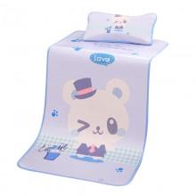 冰丝婴幼儿凉席可水洗 可定制LOGO