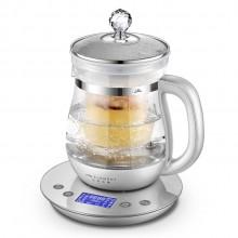 生活元素燕窝壶炖盅多功能养生壶自动加厚玻璃家用烧水壶煮茶器
