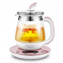 玻璃全自动加厚多功能养身壶 分体花茶壶电热烧水壶煮茶器