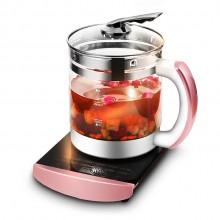 多功能自动加厚玻璃养生壶煎药壶煮茶壶