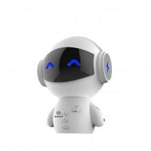 机器人蓝牙音箱 定制logo