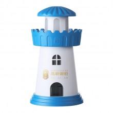 高新御府定制家用办公用灯塔加湿器 氛围灯 可定制logo