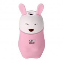 西比特定制usb迷你香薰加湿器 小兔usb空气加湿器 可定制logo