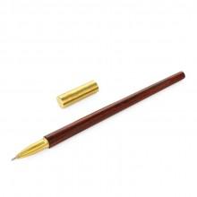 红木签字笔礼盒中国风木质礼物厂家批发创意礼品定制中性笔