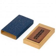 中国风复古创意办公礼品企业高档商务定制 红木名片夹