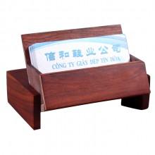 越南红木名片盒 大容量名片盒