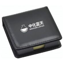 便签盒中化蓝天定制logo