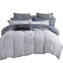 时尚全棉四件套 床上用品床单被套4件套 时尚风范 四件