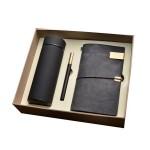 笔记本保温杯套装企业年会活动logo 定制