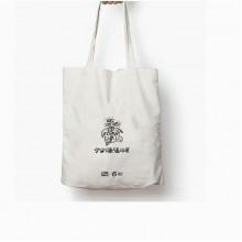 妖精的口袋全棉帆布袋定制logo