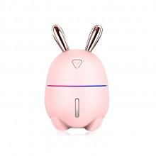 K9萌鹿兔子迷你USB加湿器静音办公室