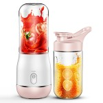 便携全自动果蔬榨汁电动果汁机