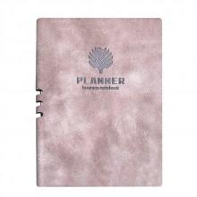 创意皮面笔记本