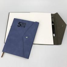 商务三折平装信封笔记本