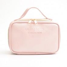 PU化妆包防水皮革简约大容量 洗漱包
