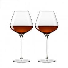 Cheer启尔 欧洲进口红酒杯 FLIPPED勃艮第酒对杯中秋礼品
