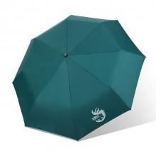 老凤祥定制案例 晴雨伞防紫外线遮阳伞三折伞
