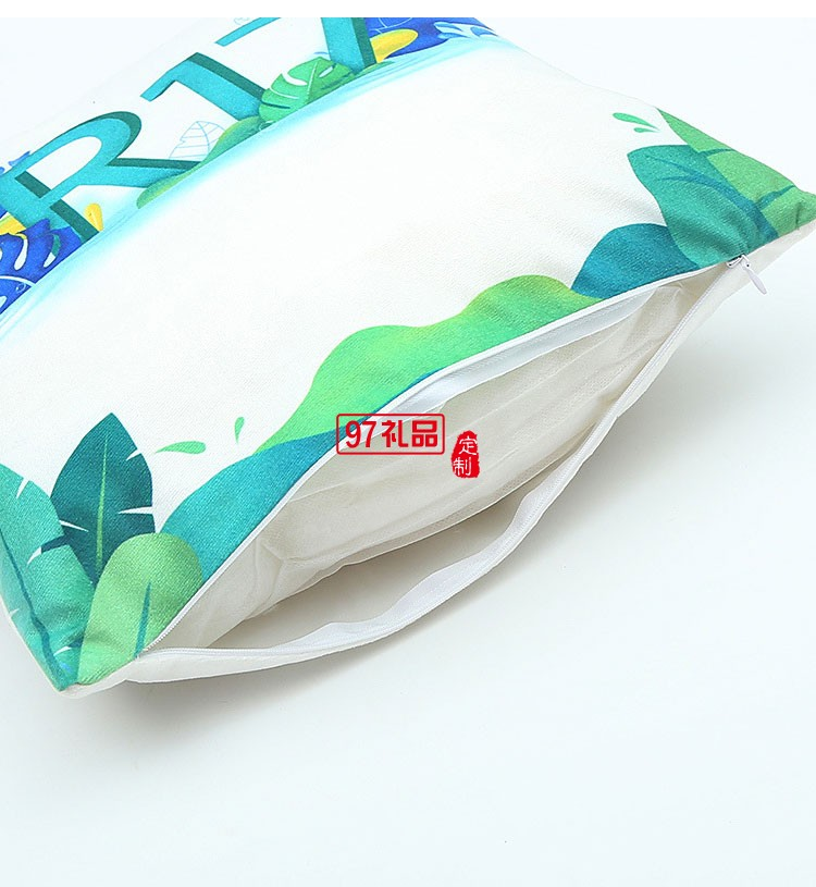 OPPO定制案例 多功能可折叠车用抱枕靠垫被