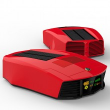 太阳能车载空气净化器