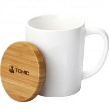TOMIC创意家用北欧马克杯带盖勺情侣对杯大容量杯简约陶瓷杯定制