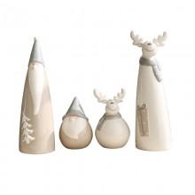 圣诞陶瓷摆件