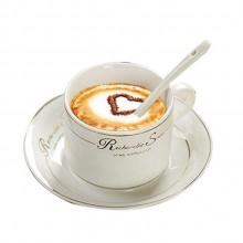 马克杯陶瓷咖啡杯 创意礼品骨瓷茶水陶瓷套装杯具日用百货可定制