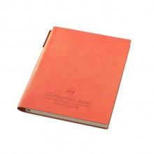 平装贴芯笔记本