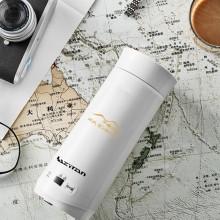 电热水壶旅行杯保温杯电热水杯