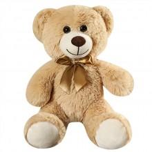 七色泰迪熊公仔丝带小熊毛绒玩具