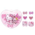 橡皮擦小学生女孩2B擦的干净可爱粉色KT猫