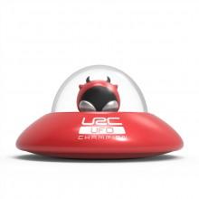 创意UFO飞碟外星人车载香薰可定制logo