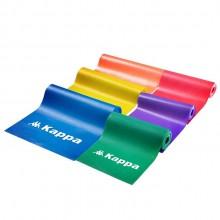 品牌卡帕运动拉力带彩虹色拉力带logo定制