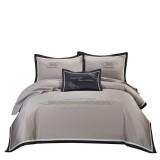 新品皇家典范100支绣花四件套 床上用品床单被套4件套员工福利