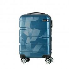 Rockland美国洛克兰行李箱女小型20寸轻便拉杆箱岩石青春款