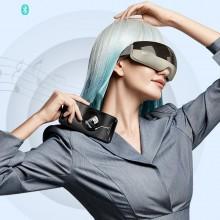 SKG眼部按摩仪按摩器E4缓解疲劳智能眼睛护眼仪
