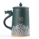 端午龙舟茶具套装商务礼品logo定制