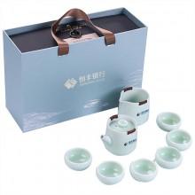 新款茶具商务礼品茶具套装商务套装礼品馈赠logo定制