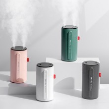 dolby定制智能小加湿器 双喷大雾量智能显屏手感应调节喷雾风扇