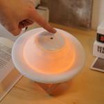 科技创意新款3D立体星球系列USB充电室内喷雾加湿器香薰机