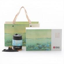 创意千里江山办公家用泡茶杯中秋礼品套装茶杯
