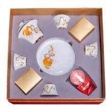 创意中秋礼品茶具月饼礼盒