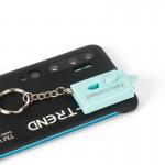 新款防疫小神器防疫用品按电梯免接触工具手机贴背神器随身钥匙扣